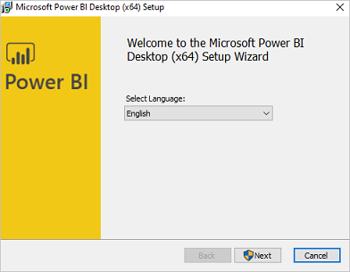 Microsoft Power BI Desktop 英文版 32位/64位 免费下载