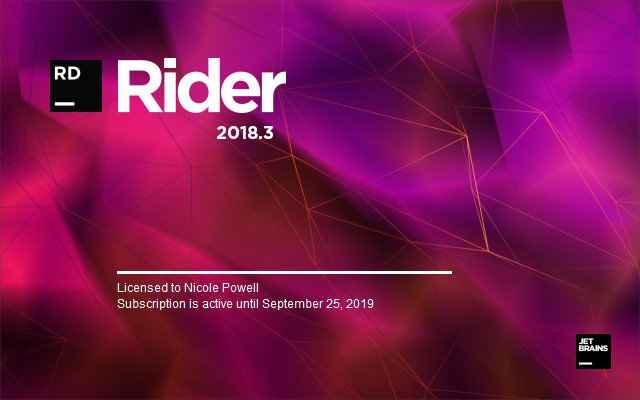 Rider 2019.3.4 for mac 注册特别版免费下载
