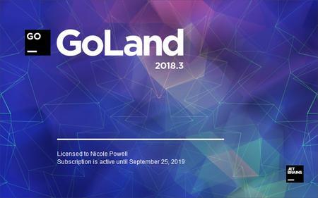GoLand 2018.3.6 注册特别破解版免费下载