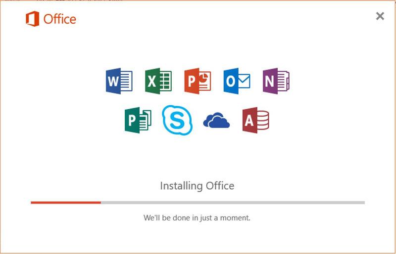 Office Professional Plus 2016 32位/64位 专业英文版 免费下载