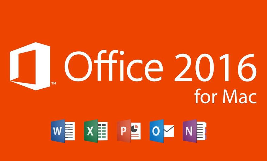 Office 2016 for Mac 官方原版安装包(附安装激活工具和教程)