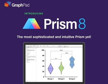 GraphPad Prism v8.4.3 for Mac 特别版免费下载