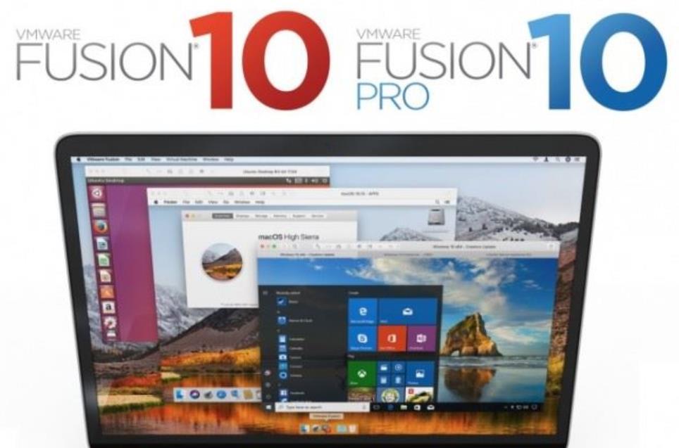 VMware Fusion 10.1.5 Pro for mac 专业版(附安装注册码密钥)