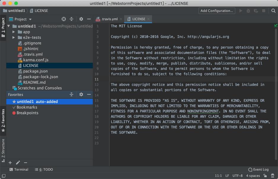 WebStorm2021.1.3 mac WebStorm m1破解版
