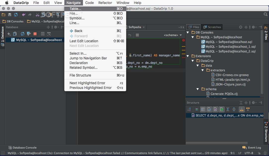 DataGrip2021.1.3 mac 0xDBE破解