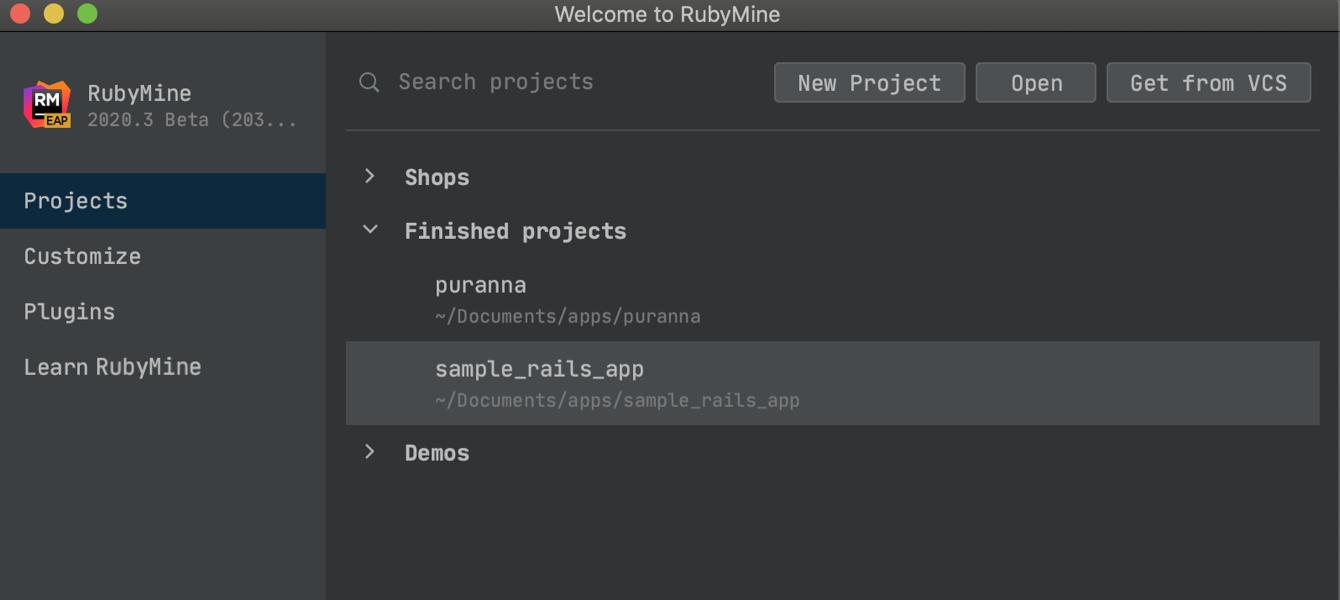 RubyMine2021.1.3 RubyMine激活码
