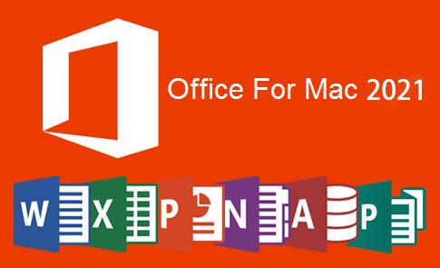 Office 2021 for Mac 中英文官方原版安装包(包含激活工具)